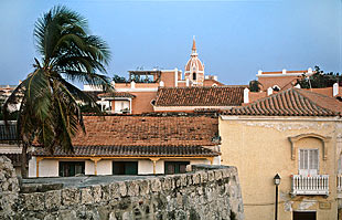 Cartagena, Colombia - history and photos. Cart[
